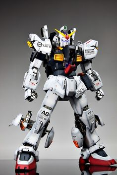 PG 1/60 RX-178 Gundam Mk-II - I