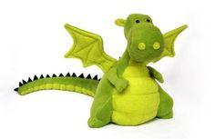 Free Plush Dragon Pattern