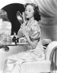 "wehadfacesthen: ""Susan Hayward, 1942 """