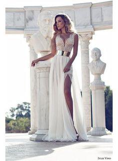 $189 27dress.com custom made 2014 Julie Vino Beading Wedding Dress