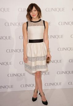 Katherine McPhee in Marissa Webb at Clinique's Dramatically Different Party in NYC