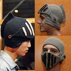 Roman Knight Ski Crochet Hat - Hats - eDealRetail - 1