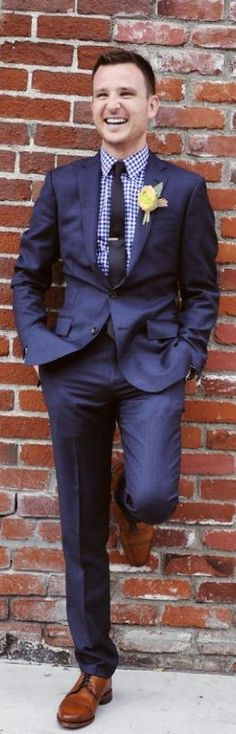 There's something extremely attractive about this man's polished look. #Handsome #Men with #Style #MensFashion