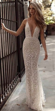 139 ideas for fall 2017 wedding dress trends part mariage mariage boheme champetre champetre deco deco robe romantique decorations dresses hairstyles Wedding Dress Trends, Sexy Wedding Dresses, Bridesmaid Dresses, 2017 Wedding, 2017 Bridal, Wedding Summer, Wedding Themes, Sexy Reception Dress, Wedding Reception Dresses