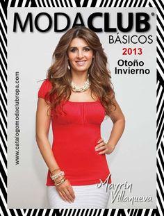 Catalogos de Ropa para Dama 2013 (modaclub). www.catalogomodaclubropa.com