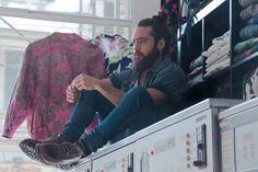 Laundry by Adriano Cisani, via Behance