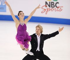 Meryl Davis and Charlie White earned their second consecutive victory at 2011 Skate America.