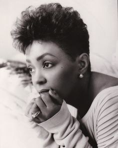 "Anita Baker. My childhood treasure. In my book, this woman can do no wrong. Her voice penetrates through all of my layers, and speaks to my soul. ""Rapture"" was one of the best albums ever made. Point. Blank. Period."