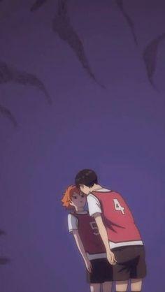 Thus has a perfect caption but I have no clue what it is Haikyuu Kageyama, Haikyuu Funny, Haikyuu Fanart, Kagehina, Hinata, Fan Art Anime, M Anime, Haikyuu Wallpaper, Cute Anime Wallpaper