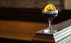 Smoking Bishop cocktail recipe (ruby port, red wine, brown sugar, ginger, allspice, nutmeg, orange, cloves) | Photo: Daniel Krieger