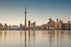 Toronto is one of only three Canadian and North American cities to make the list of the world's top 15 places with the best quality of life. Best Places To Live, Oh The Places You'll Go, Great Places, Places To Travel, Places Ive Been, Beautiful Places, Places To Visit, Beautiful Homes, Visit Toronto