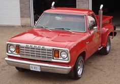 1978 Dodge Lil Red Express Truck By Don