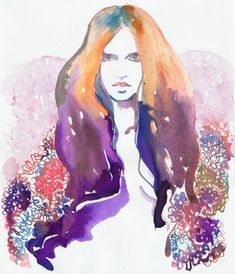 Cate Parr http://blog.freepeople.com/2013/03/artwork-love-cate-parrs-fashion-illustrations/