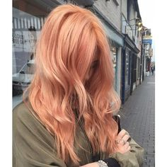 How to Get the Rose Gold Hair Filling Your Instagram Feed ❤ liked on Polyvore featuring accessories, hair accessories and rose gold hair accessories