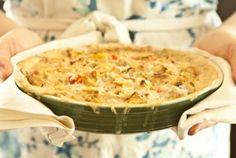 Hot Crab and Artichoke Dip  http://www.wholefoodsmarket.com/recipe/hot-crab-and-artichoke-dip