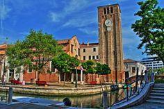 San Nicolò dei Mendicoli is told to be the oldest church in Venice