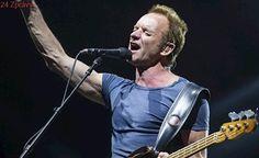 V Praze začal Metronome Festival. Vystoupil i slavný zpěvák Sting Prague, Concert, Recital, Concerts