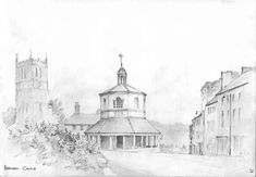 Pencil sketch Buttertub by Malcolm Coils Barnard Castle, Sketch, Pencil, Snow, Painting, Outdoor, Art, Sketch Drawing, Outdoors