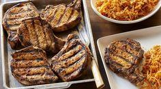Spice-Crusted Pork Chops | Weber.com