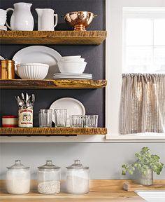 HOME DZINE Kitchen    Kitchens that improve with age