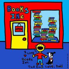 Book's Inc. (1344 Park Street) Best Bookstore -- Alameda Magazine's Best of Alameda 2012