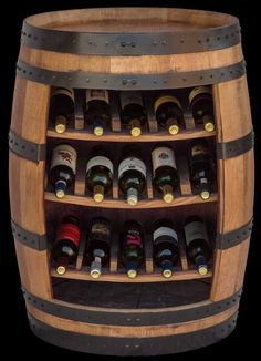 wine barrel rack - Google Search