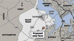 Know anyone looking for a solar-related job in Virginia?