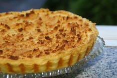 Quiche, Flan, Baking Recipes, Cake Recipes, Mini Cheesecakes, Strudel, Sweet Treats, Deserts, Food And Drink