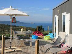 #Camping Le Chatelet 5* à Saint-Cast-Le-Guildo en #Bretagne.