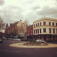 Williamson St, Bendigo