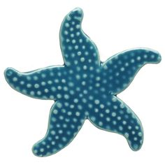 Starfish - Light Blue