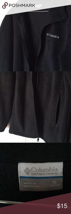 A black columbia jacket Columbia jacket Columbia Jackets & Coats