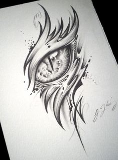 Eye Drawings Dragon Eye Tattoo (Alpha) by J-Kings-Art Eye Drawing, Eye Tattoo, King Art, Drawings, Dragon Eye, Art, Dragon Art, Dragon Drawing, Cool Drawings
