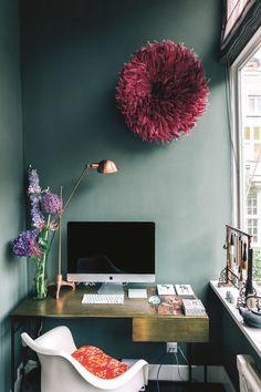 Vanity Desk, Aesthetic Rooms, Interior Inspiration, Interior Ideas, Dream Bedroom, Decoration, My Dream Home, Architecture, Home Office