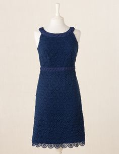 Beautiful Broderie Dress