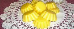 LEMON BLUSH Scent, Highly Fragranced Homemade Soy Tarts/Melts | Mylingy - Candles on ArtFire