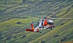 The HH-60 Jayhawk, one of the U.S. Coast Guards finest Search and Rescue platforms, lands at Air Station Kodiak - Kodiak, Alaska - August 18, 2013 photo Lt. Tom Pauser