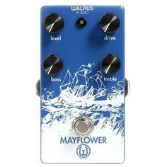 WALRUS AUDIO MAYFLOWER. #epiClone