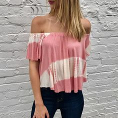 """Tuesdays call for tie dye """"A-List"""" off shoulder top ($44)  FREE SHIPPING  Sanitystyle.com 440.893.9279 sales@sanitystyle.com  to order or shop in store    #sanitystyle #sanitychagrinfalls #shoplocal #chagrinfalls #shopchagrinfalls #boutique #freeshipping #cleveland #clevelandfashion #clevelandstyle #style #shop #cle #thisiscle #love #selloninsta #instasale #fashionpost #beautiful #picoftheday #shopping #shopaholic #retailtherapy #instaboutique #spring #springstyle  #newarrivals #shopwhatsnew"""