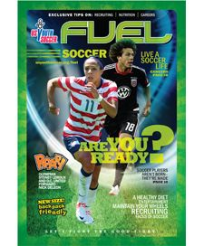 Read US Youth Soccer's FUEL magazine - the magazine for players, parents and coaches.