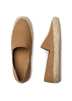 Nubuck espadrille style shoes #HEbyMANGO #Summer #SS13 #Men #NewCollection