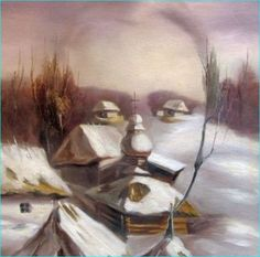 Stare at Oleg Shuplyak's painting, you may find one more illusion element that is hiding inside! Shared Stunning Illusion Paintings by Oleg Shuplyak here. Optical Illusion Paintings, Optical Illusions Pictures, Illusion Pictures, Art Optical, Illusion Kunst, Illusion Art, Street Art, Hidden Images, Ukrainian Art