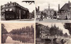 Leiden 32x - oude stadsgezichten ##