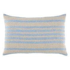 "John Robshaw Sky Decorative Pillow, 12"" x 18"""