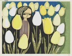 Ikeda Shuzo: Flower Buds - Japanese Art Open Database