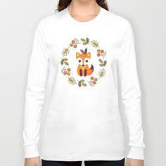Little Fox, Crazy Outfits, Dresses With Leggings, Graphic Sweatshirt, T Shirt, Daisy, Autumn, Sweatshirts, Tees