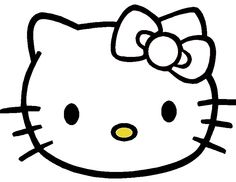 Cinsarah: FREE Pin The Bow On The Hello Kitty Game
