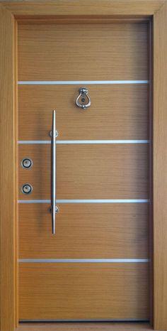 Paslanmaz Seri Çelik Kapılar