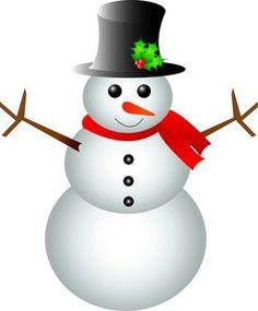 cute snowman clip art free snowman clipart free cliparts that rh pinterest com snowman christmas tree clip art Holiday Clip Art