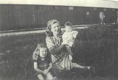 17 month old Thérèse Herszbein was murdered in Auschwitz with her mother and 3 year old sister Simone on June 25, 1943.